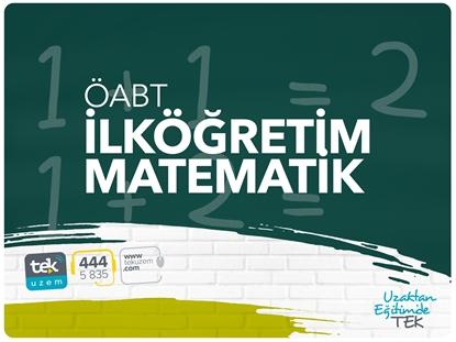 Resim 2017 ÖABT İlköğretim Matematik Alan Bilgisi Video Dersler