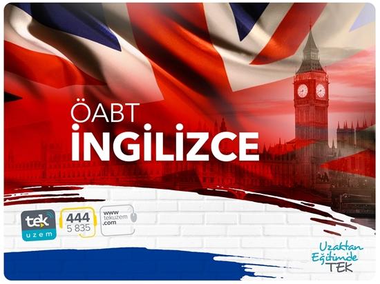 resm ÖABT İngilizce Öğretmenliği  Alan Bilgisi Video Dersler