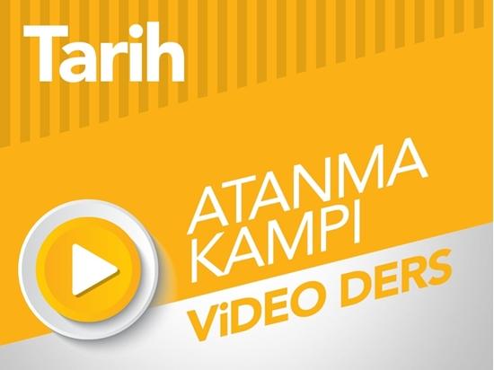 resm 2017 ÖABT Tarih ÖABT  Video Ders-ATANMA KAMPI