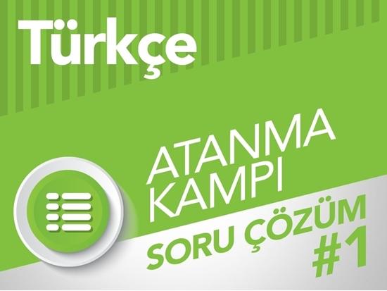 resm ÖABT Türkçe Öğretmenliği SORU ÇÖZÜMÜ VİDEO DERS