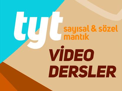 Resim TYT Sayısal-Sözel Mantık Video Dersler