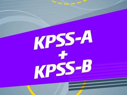 Resim 2019 KPSS A + B CANLI DERS
