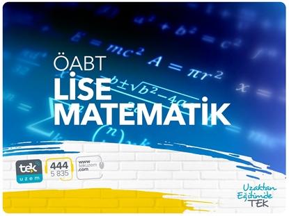 Resim ÖABT Lise Matematik Öğretmenliği Alan Bilgisi Video Dersler