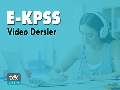 Resim 2020 E-KPSS Video Dersler