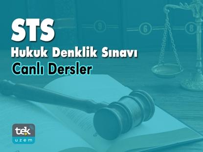 Resim STS Hukuk Denklik Sınavı