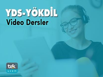 Resim YDS-YÖKDİL VİDEO DERSLER