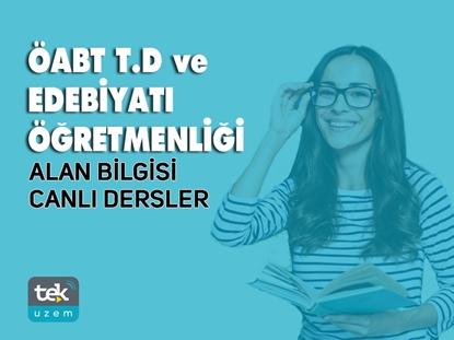 Resim 2020 ÖABT Türk Dili ve Edebiyatı Öğretmenliği Alan Bilgisi Canlı Dersler