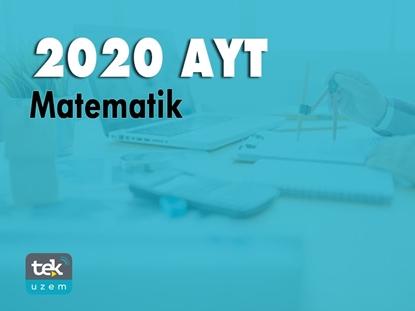 Resim 2020 AYT Matematik