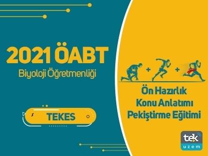 Resim 2021 ÖABT Biyoloji Öğretmenliği Canlı Tam Paket Eğitimi