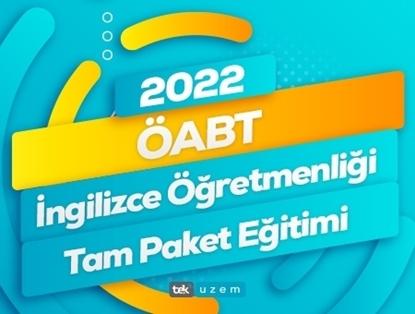 2022 ÖABT İngilizce Öğretmenliği Tam Paket Eğitimi